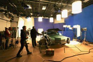 Video Studio Shoot