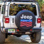 Jeep Jamboree Wheel Cover